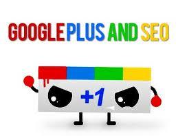 googleplus and seo