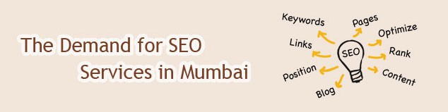 The Demand for SEO Services in Mumbai