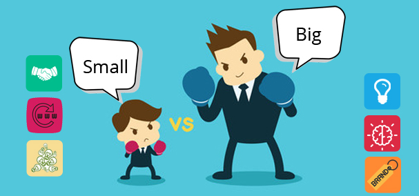 How Can Small Businesses Compete with Big Players in SEO?