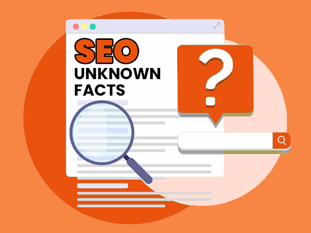 SEO Unknown Facts
