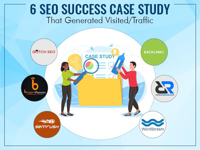 6 Successful SEO Case Studies