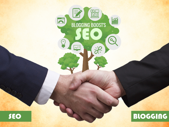 SEO and Blogging Go Hand-in-Hand