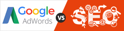 AdWords vs SEO