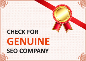 Genuine SEO Company in India since 2004